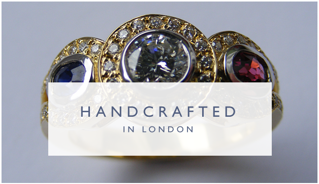 jewellery handcrafted in london
